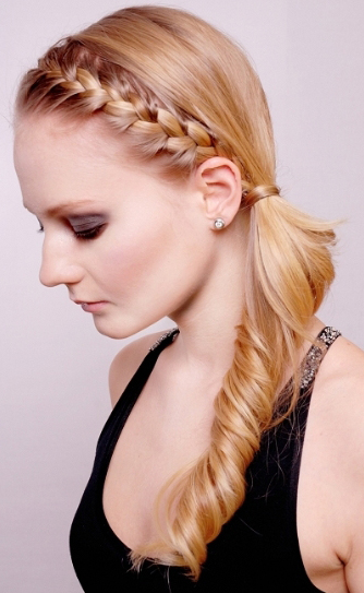Braided Hairstyle 2014