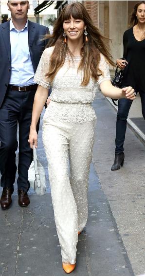 Celebrity Fashion Trend 2014