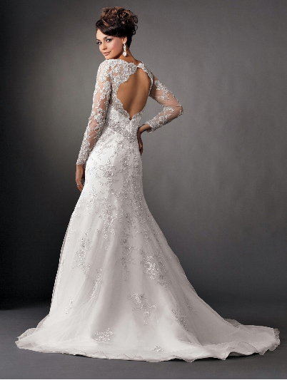 Lace Bridal Dress 2014