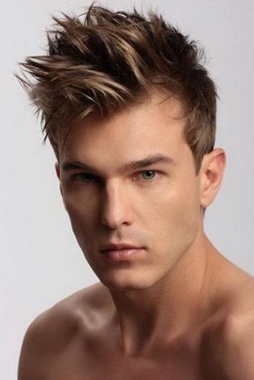 New Hairstyles foir Men