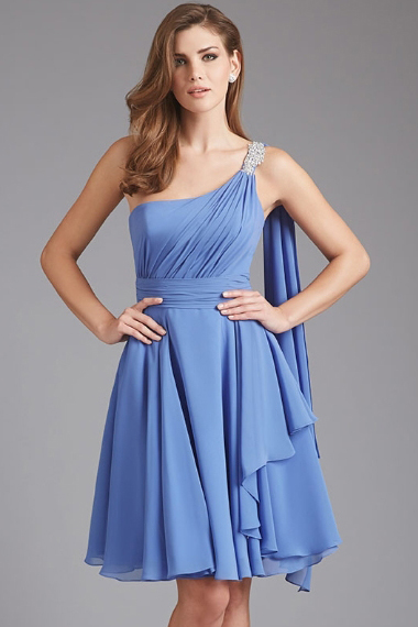 New Short Bridesmaid Dresses