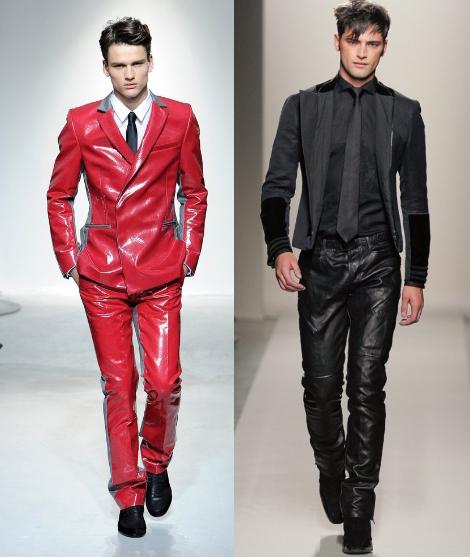 Men's Leather Fashion