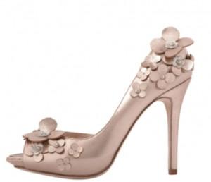Fancy Bridal Shoe Style