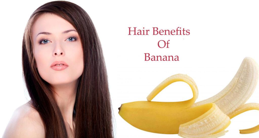 Hair Benefits of Bananas