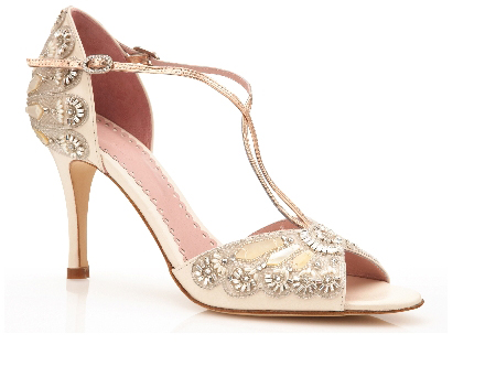 Wedding Shoe Styles 2014
