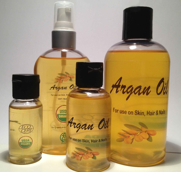 Argon Hair Oil