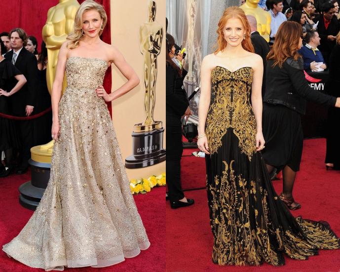 Modern Celebrity Dresses