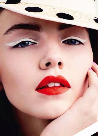 Pastel Makeup