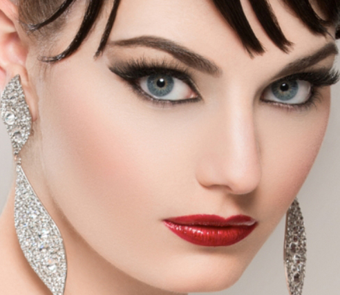 Valentines Makeup – The looks of Romance