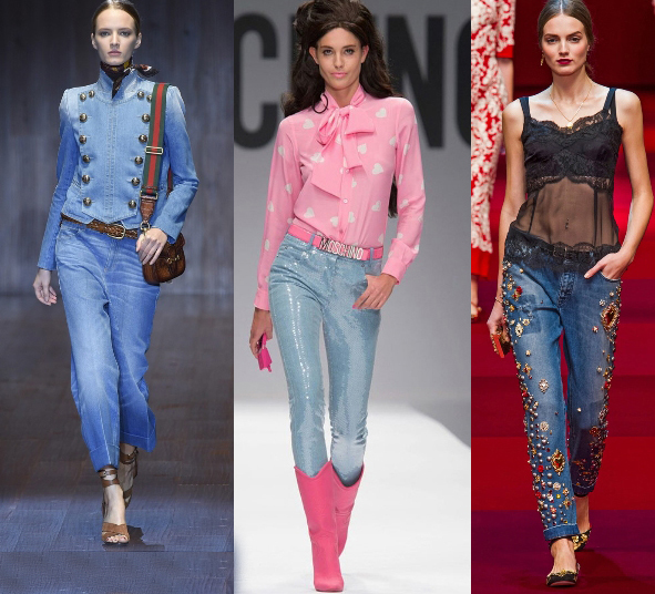 Jeans style 2015