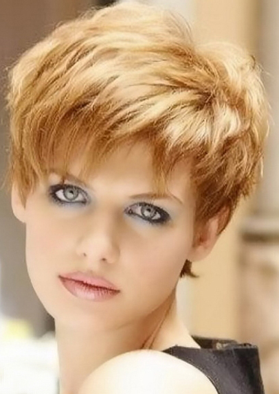 Pixie Professional Hairstyles