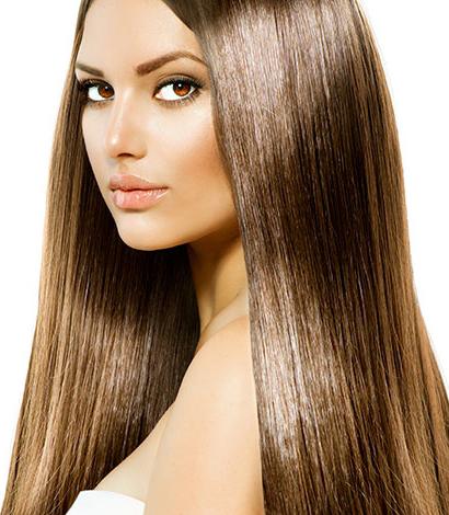 Shiny Hair With Vinegar