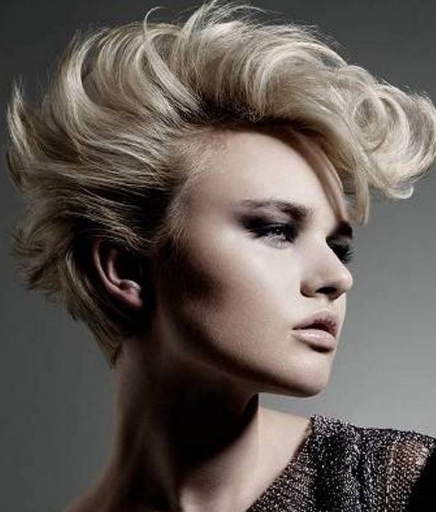 Short Blowout Hairstyles 2015