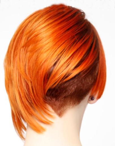 Undercut New Sleek Hairstyle for Women