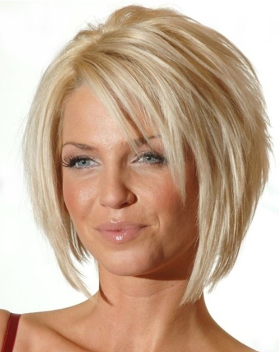 Women's New Short Bob Hairstyles 2015