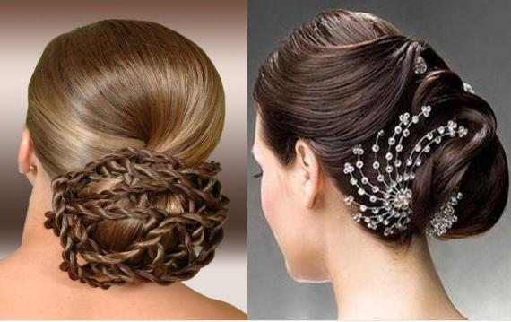 Fancy Updo Hairstyles 2015