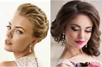 Dainty Bridal Hair Style Ideas