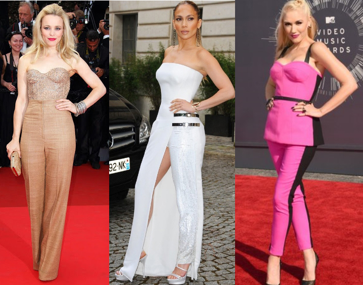 New Red Carpet Fashion Dresses 2015