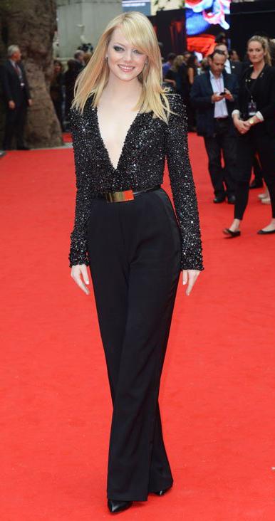 Popular Red Carpet Fashion 2015