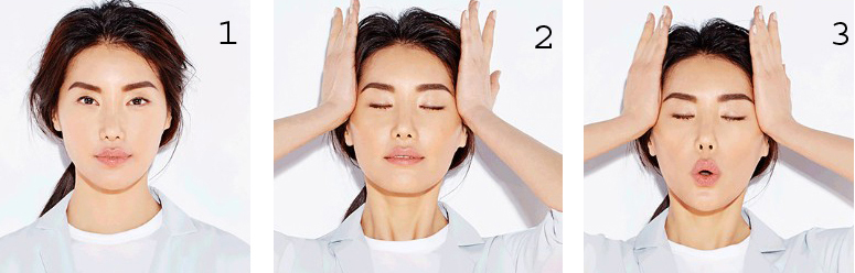 Anti Wrinkle Face Yoga Exercise for Face