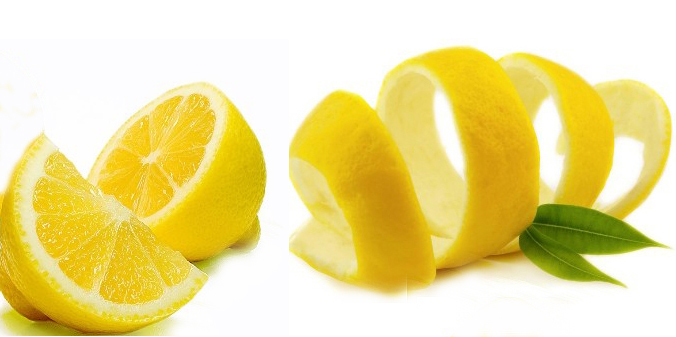 Lemon  Peel Hair Mask