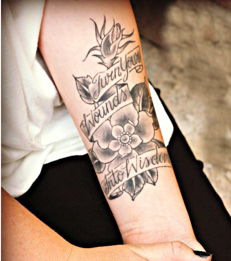 Statement Tattoo Designs and Styles