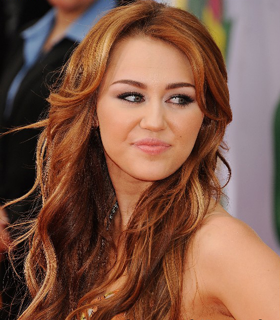 Hottes Miley Cyrus Hairstyles
