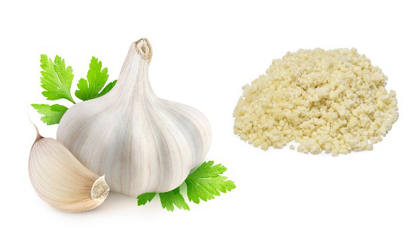 Garlic to Get Rid of Moles
