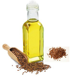 Flaxseed oil for clean Strong Nails