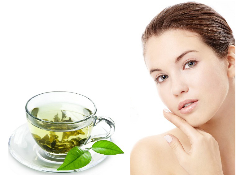 Green Tea for Skin Benefits