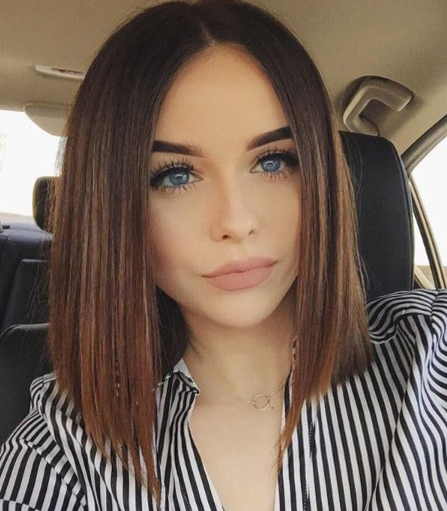 Straight Bob hairstyles 2016
