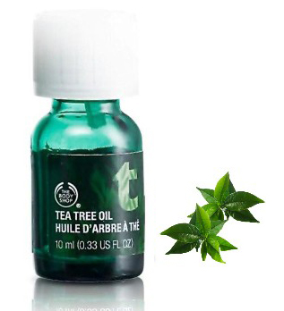 Tea Tree Oil for Strong Nails