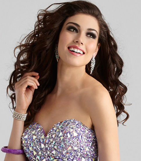 curly prom hairstyles 2016