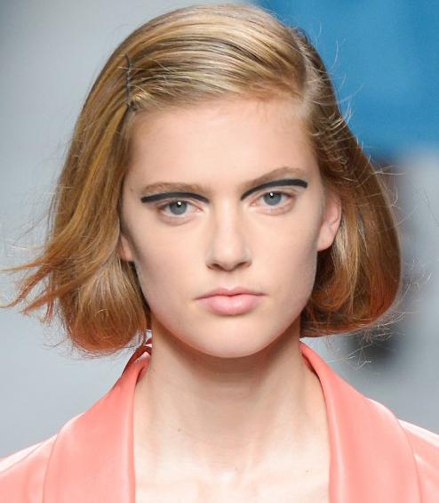runway hairstyles 2016 short bob