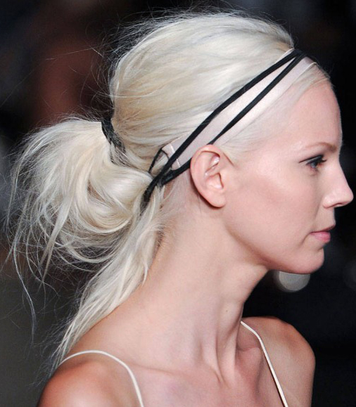 women's runway hairstyles 2016