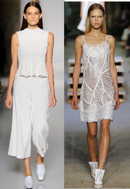 New white fashion 2016 trends
