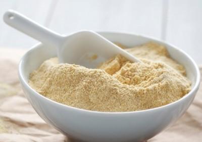 gram flour to fade acne scars