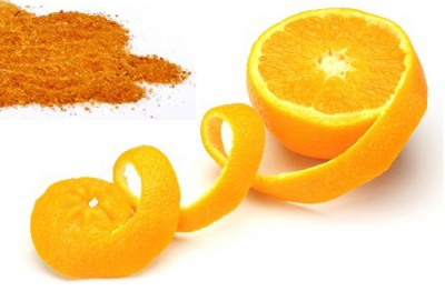 orange to fade acne scars