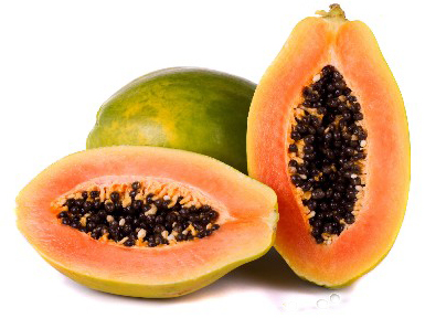 papaya to fade acne scars