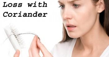 Coriander for Hair Loss