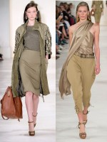 Awe-Inspiring 2017 Military Fashion Trends