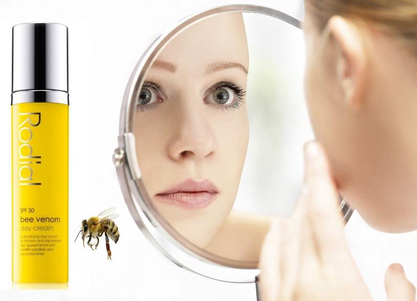 Bee Venom Anti-aging