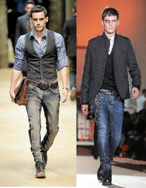 Latest Men's 2017 Fashion Jeans