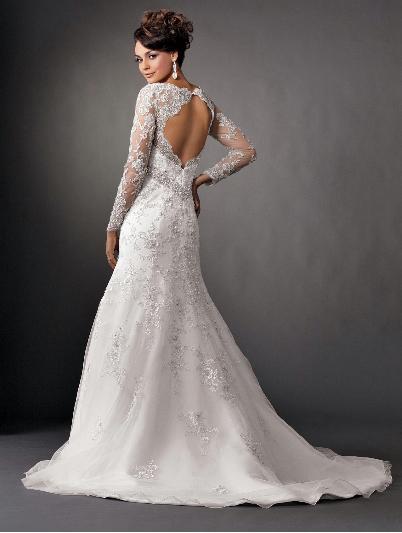Lace Bridal Dress 2014