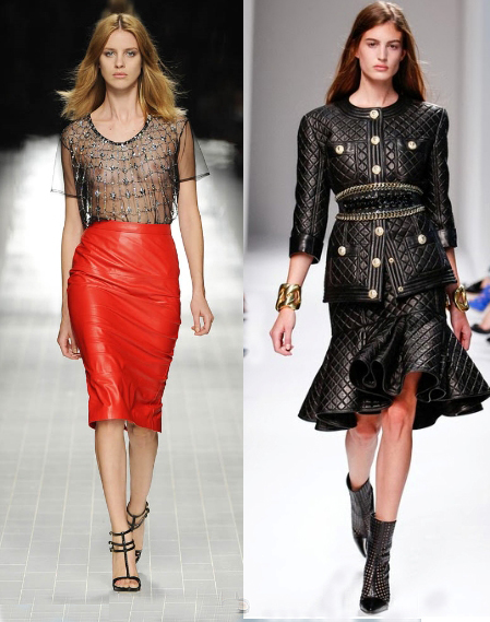 Leather Fashion for Women