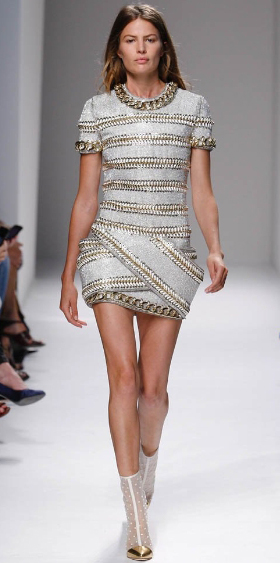 Metallic Fashion 2014