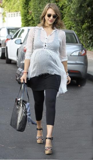 Maternity Fahion Dress 2014