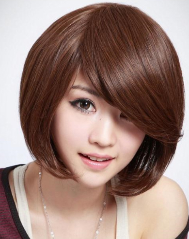 Modern Bob Hairstyle 2014