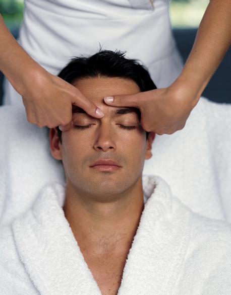 Men's Beauty Treatment