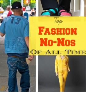 Fashion Blunders